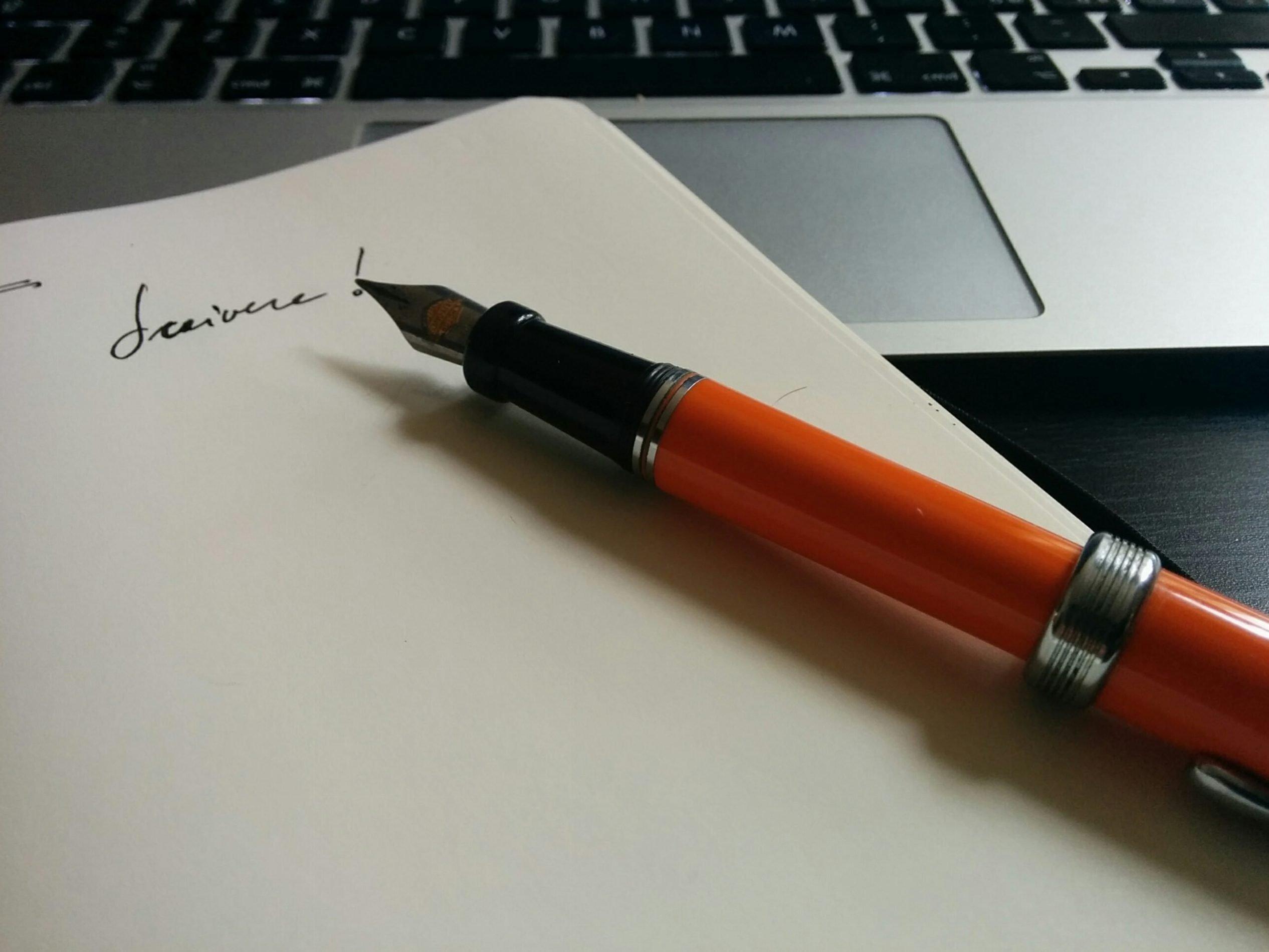 Scrivere, il business del terzo millennio